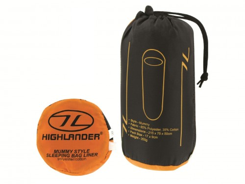 Sleeping Bag Liner Highlander