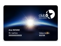 Exclusive članstvo v klubu Club 5*