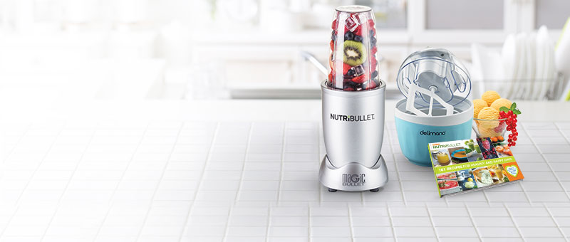 Nutribullet Frozen Set